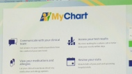 CHEO's touch screen medical charts