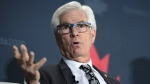 Minister of International Trade Diversification Jim Carr takes part in a Canada 2020 panel discussion in Ottawa on Thursday, Dec. 13, 2018. (THE CANADIAN PRESS/Sean Kilpatrick)