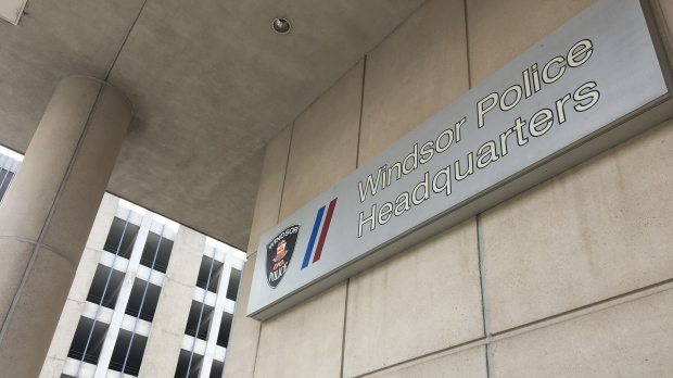 Windsor Police Headquarters