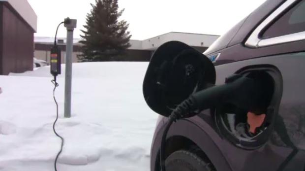 elelctric car