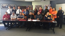 PAGC signs agreement with police, RCMP