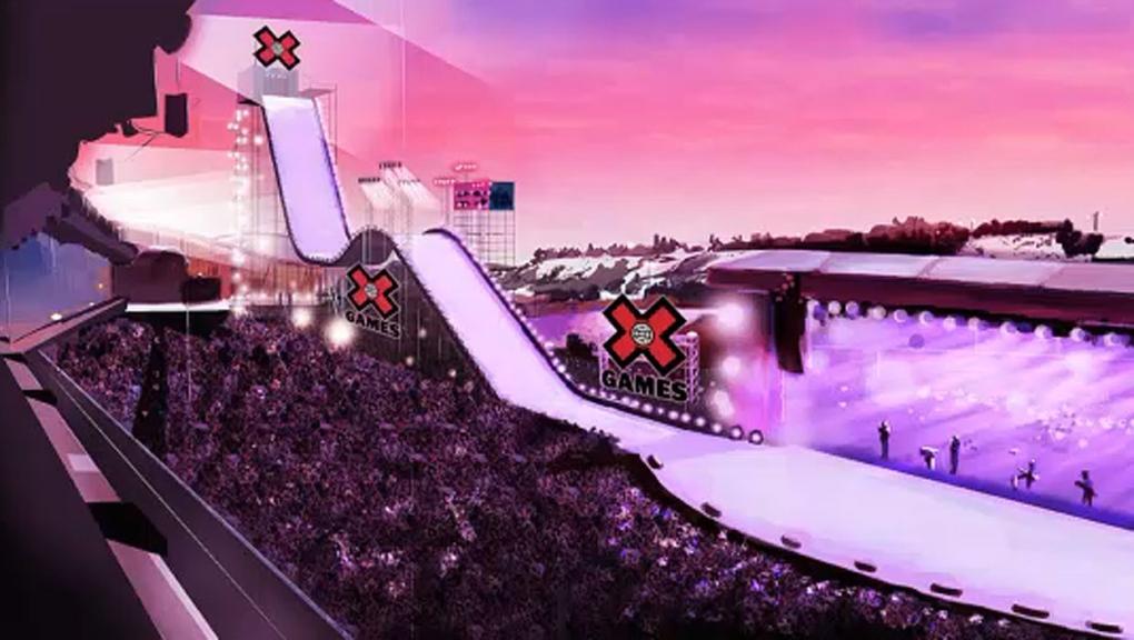 X Games, Calgary, City of Calgary, sports, major e
