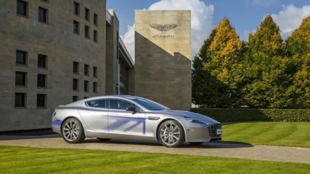 James Bond to drive electric Aston Martin in new film - media reports