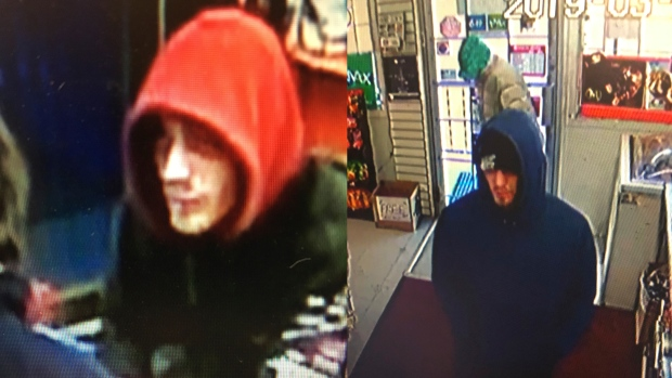 Orillia lottery ticket theft suspect