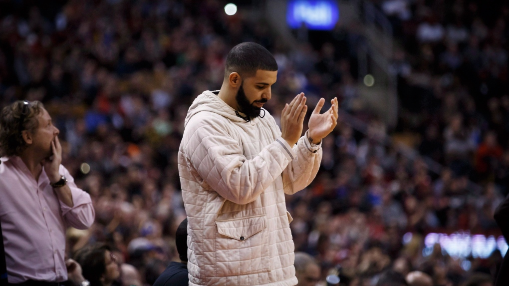 abadaa9ef3b9 Raptors training facility renamed OVO Athletic Centre in honour of Drake