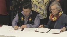 Mi'kmaq education