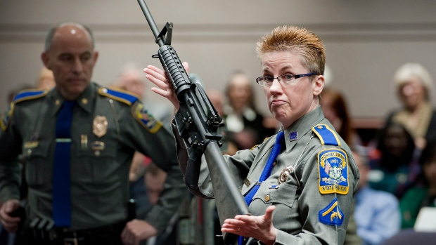 2012 Sandy Hook School shooting