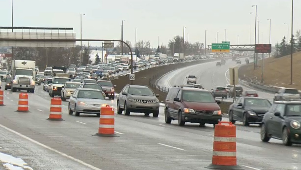 The province is committing $478M to improve Deerfoot Trail, the busiest stretch of highway in Alberta.