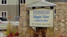 Maple View Extendicare sault ste marie
