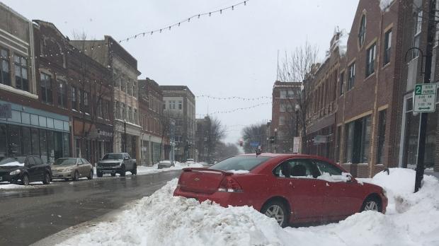 Grand Forks Storm