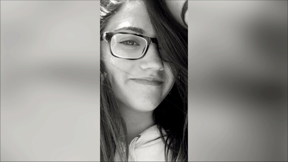 Devony Kasawski, 13, is recovering in hospital from several injuries after she was hit by a school bus in The Hamptons last week.