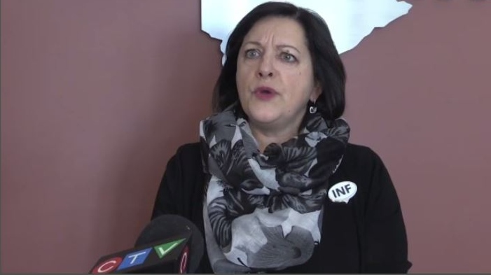"""There's a mindset out there that seems to cultivate that it's OK for people that are frustrated to verbally abuse nurses or other health care professionals, that it's OK to assault a nurse because you're not satisfied with the particular service,"" said Maria Richard, the New Brunswick Nurses Union vice-president."