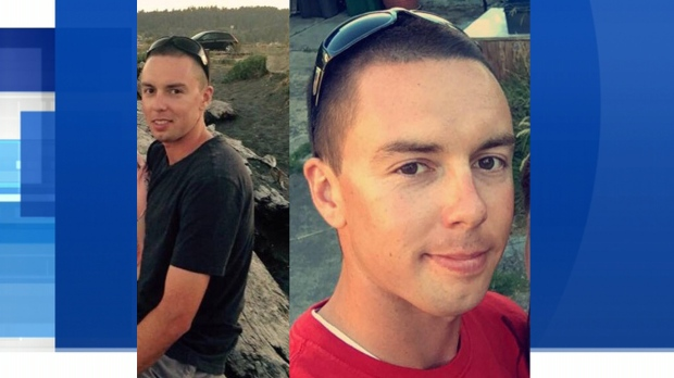31-year-old Joshua Bennett from Langford