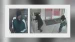 Images of Guelph bank robbery suspects released