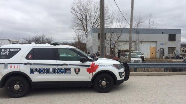 Windsor Police Investigation