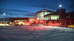 Terwillegar Rec Centre in southwest Edmonton.