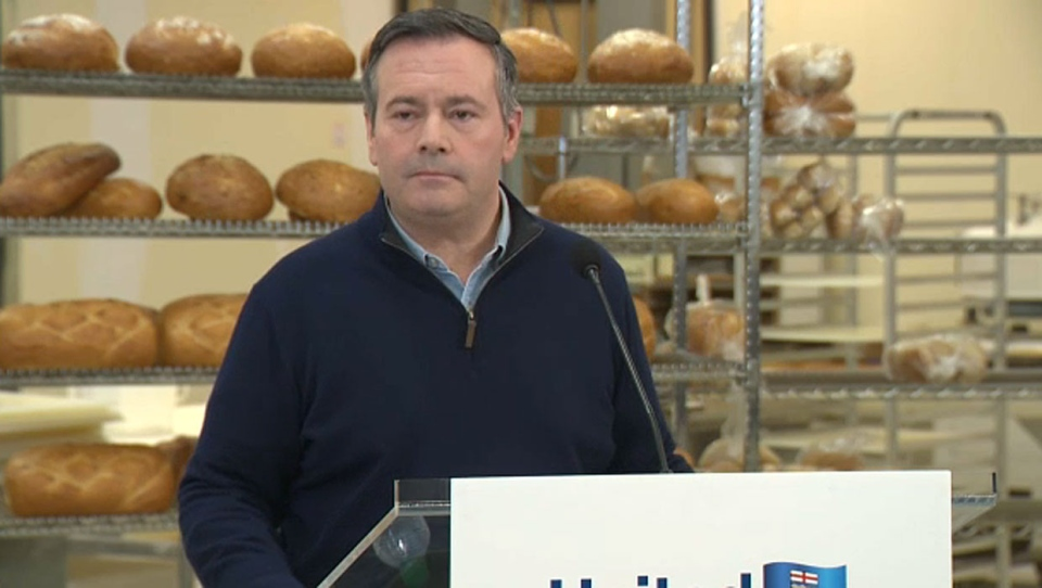 UCP leader Jason Kenney says neither he nor his leadership campaign has anything to do with an RCMP investigation into illegal campaign donations.