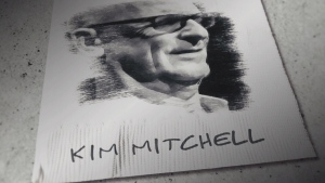 Kim Mitchell sketch