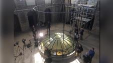 Legislature dome