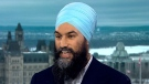 NDP Leader Jagmeet Singh speaks with CTV's Question Period in an interview that airs Sunday, March 17, 2019.