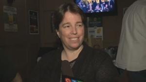 Marcie Stevens lost both her legs Jan 11. in the Westboro bus crash.