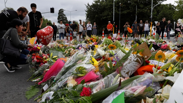 New Zealand mosque attack death toll rises to 50 - CTV News thumbnail