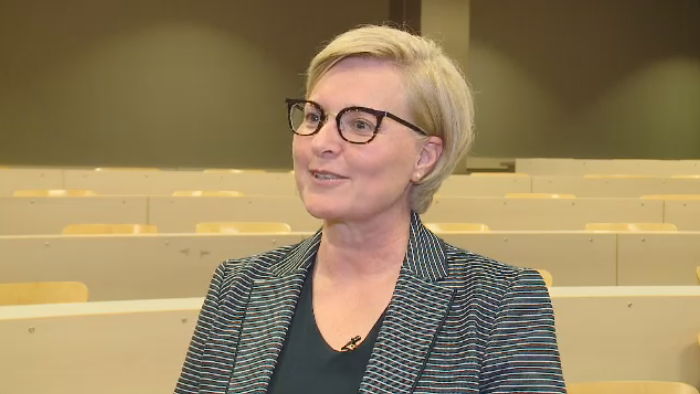 Michelle Douglas was fired from the Canadian Armed Forces in 1986 due to her sexual orientation. Since the, she has lead the fight for equality in the RCMP, Canadian Armed Forces and Federal Public Servants.