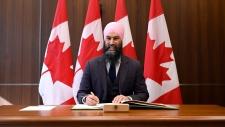 NDP Leader Jagmeet Singh