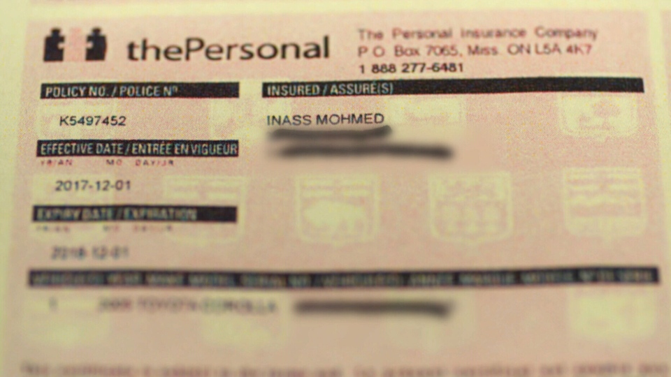 The insurance documents provided by ghost brokers may look real.