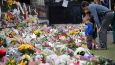 Memorial held in Christchurch