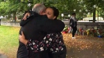 CTV National News: A simple hug in dark times
