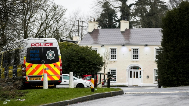 Two teenagers die in St Patrick's party 'crush' in Northern Ireland