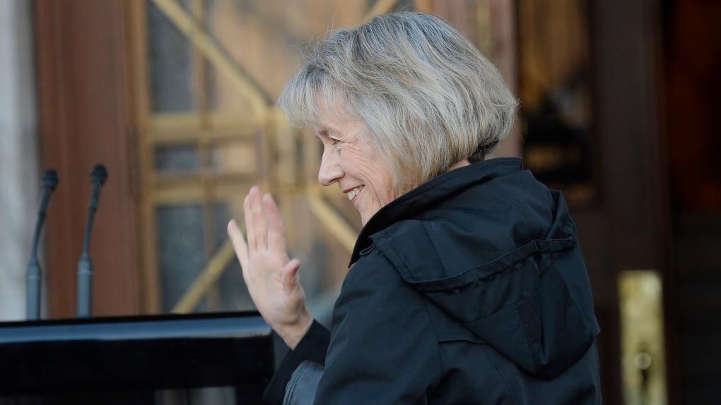 Joyce Murray tapped as new Treasury Board President in latest Trudeau shuffle