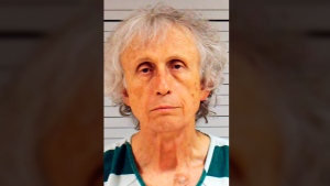 This undated file photo provided by Cambria County Prison shows Dr. Johnnie Barto. The former Pennsylvania pediatrician is scheduled for sentencing Monday, March 18, 2019, in the sexual assault of 31 children, most of them patients. (Cambria County Prison via AP, File)