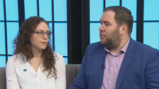 Toronto couple