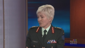 CTV Montreal: How war is changing