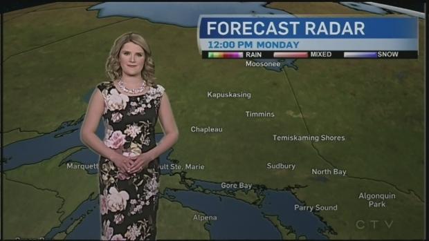 Northern Ontario weather Mar. 18/19