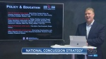 New national sport concussion strategy