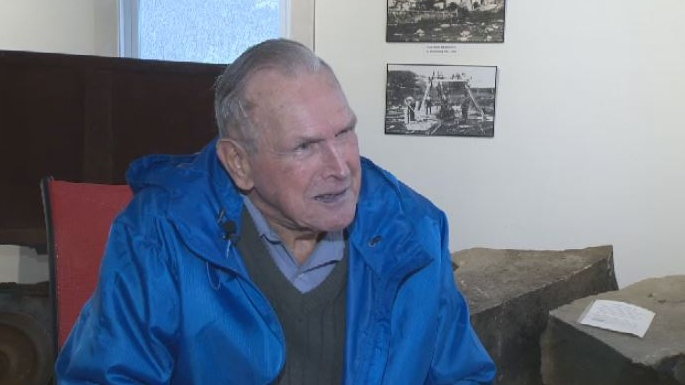 Dan Blankenship moved to Oak Island in 1965 and spent much of his life searching for buried treasure on the infamous island.