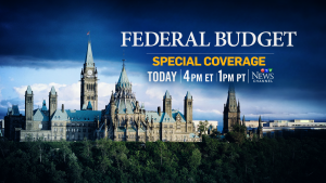 TODAY - FEDERAL BUDGET 2019