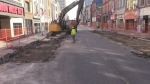 Work on 'Phase Two' of Dundas Place gets underway