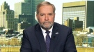 Tom Mulcair: 'I don't think anybody was surprised'