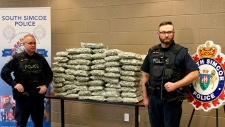 South Simcoe Police drug seizure
