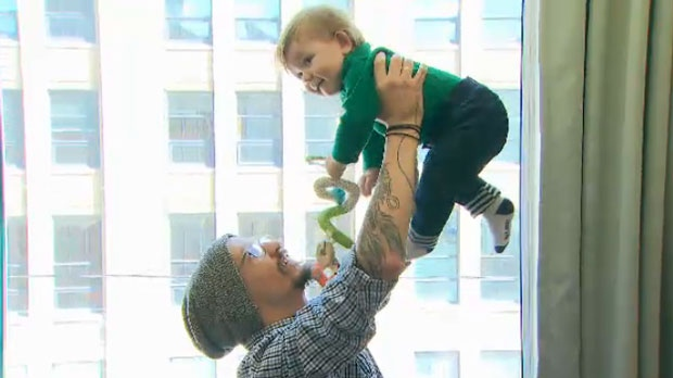 'Our family is whole again,' mother says after one-year-old son gets new heart