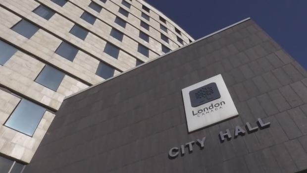 London city hall generic