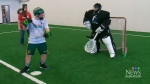 Lacrosse players turn passion into business