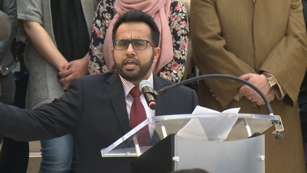 'My heart truly hurts': Local Muslims denounce New Zealand attacks at City Hall