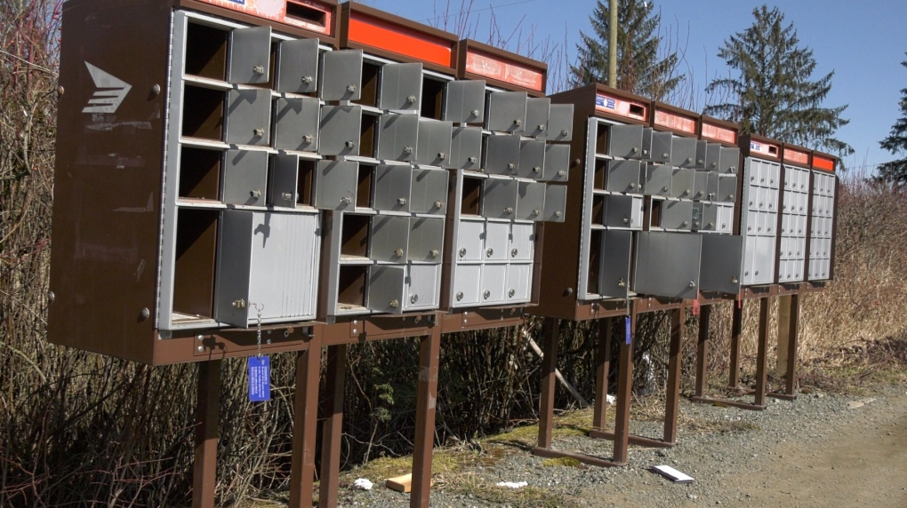 Courtenay and Comox targeted in mailbox thefts