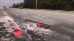 A city spokesperson says there are about 868 potholes on the cities list to be fixed. One hundred and 84 of these are considered priority, which are supposed to be repaired within seven business days.