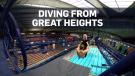 Canada's highest diving platform